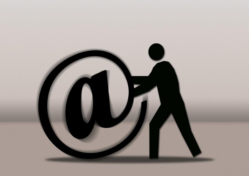 Un service client via les courriers électroniques