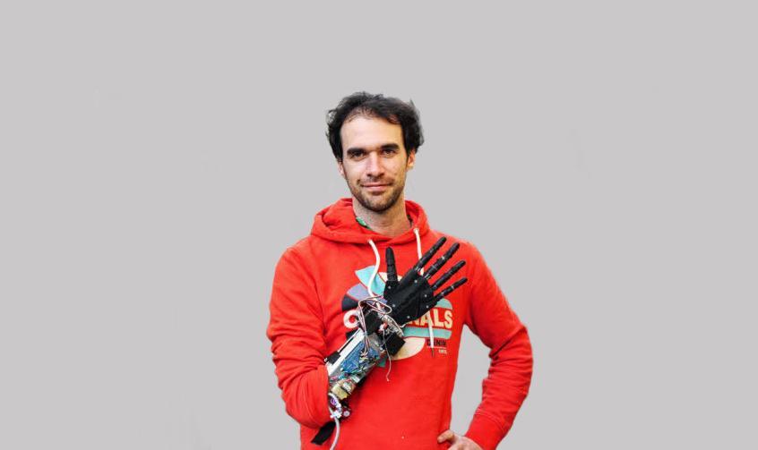 Apprendre de ses échecs, c'est aussi cela l'innovation selon Nicolas Huchet
