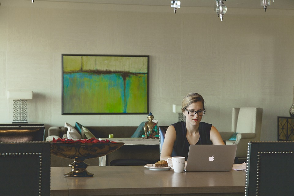 Travail à domicile : 4 conseils pour être productif