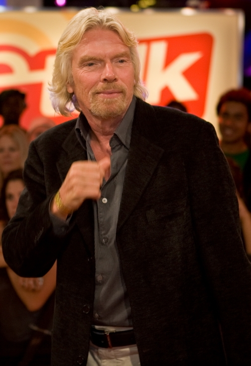 Richard Branson : méthodes d'un battant