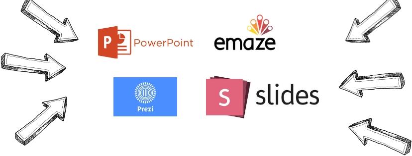 Les supports de présentations professionnelles : il n'y a pas que PowerPoint !