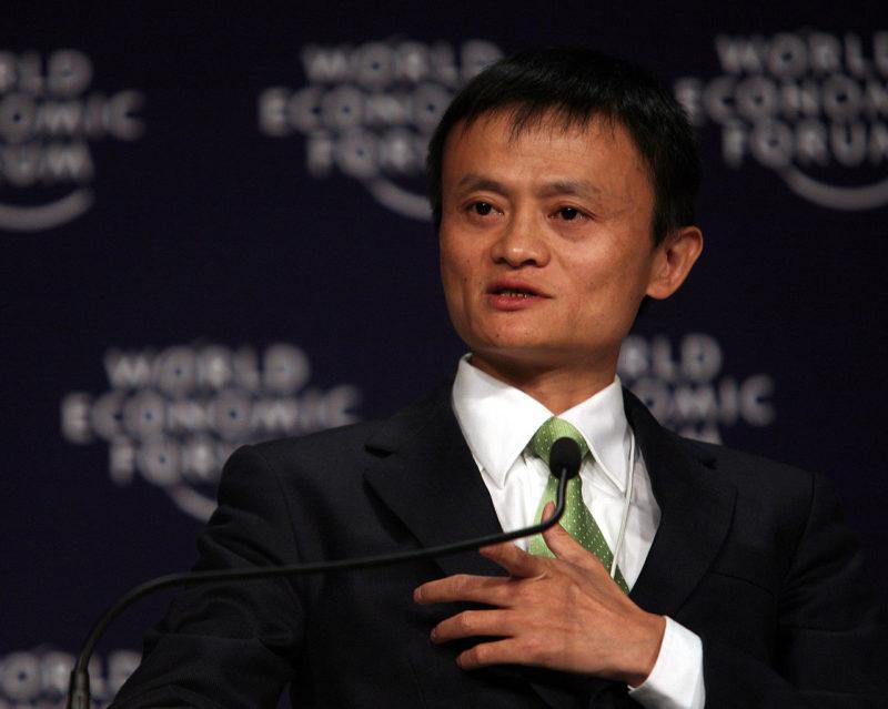 Portrait du mois : Jack Ma, le Steve Jobs chinois