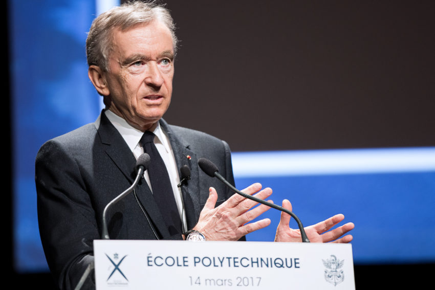 Bernard Arnault, portrait d'un multimilliardaire made in France