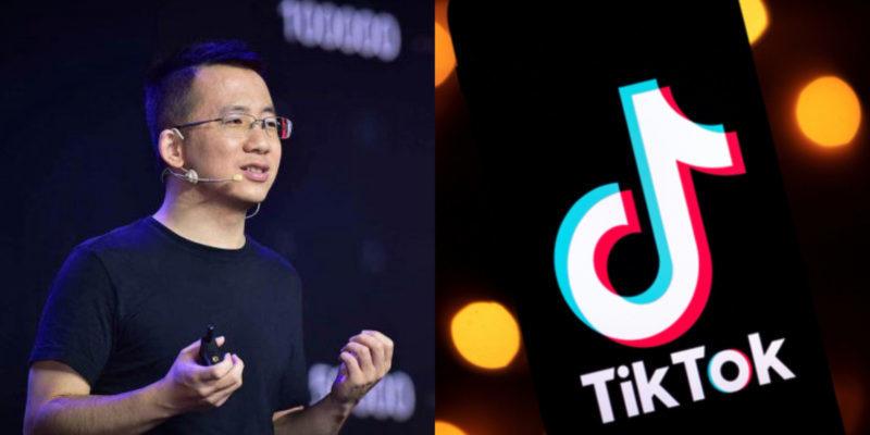 Zhang Yiming, l'homme discret derrière l'application Tik Tok