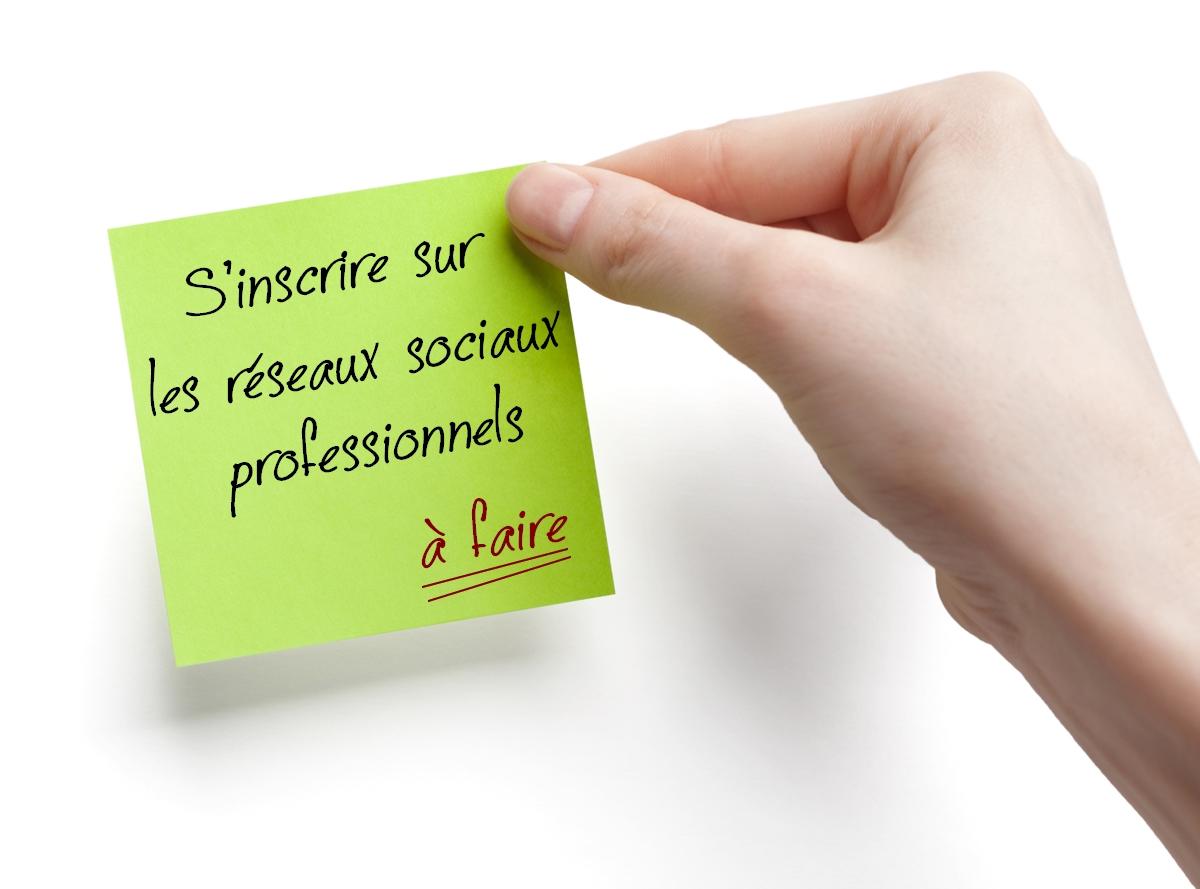 4 réseaux sociaux professionnels sérieux où s'inscrire