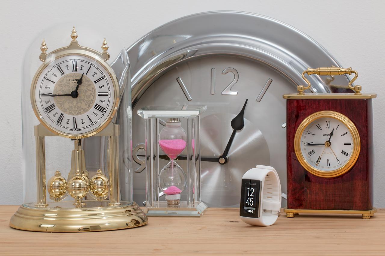 Gestion du temps et efficacité au travail : les 7 lois du temps