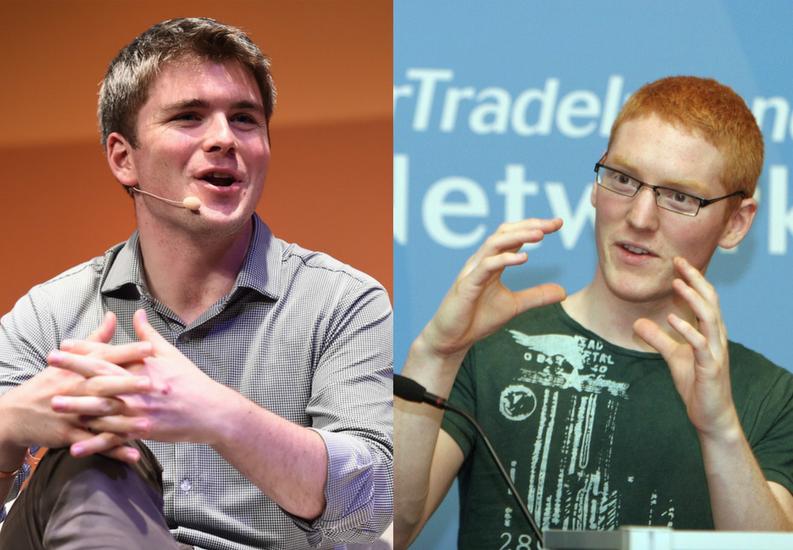 Portrait du mois : John et Patrick Collison, la success story de 2 frères dans le paiement en ligne – Stripe