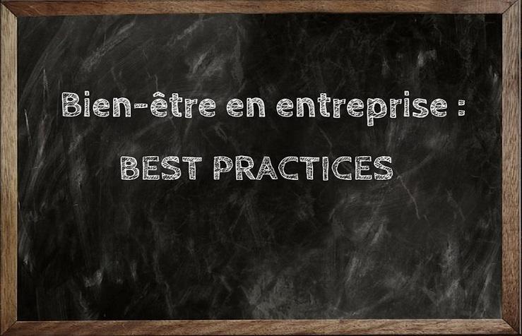 5 best practices pour favoriser le bien-être en entreprise