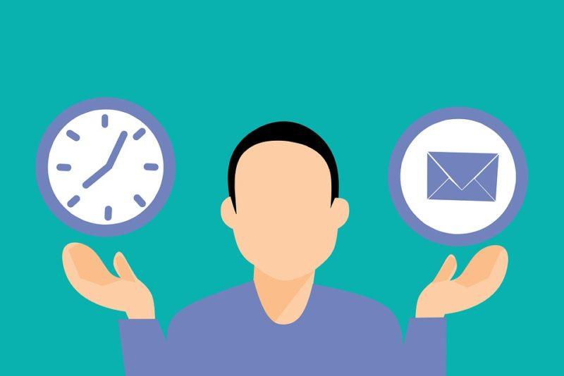 Ne plus perdre 8 heures par jour dans ses mails, ne plus avoir une boite poubelle