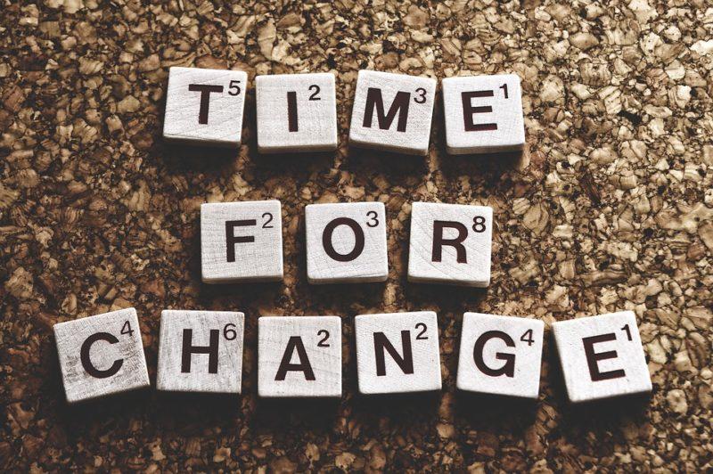 Nouvelle année : pas de résolutions, que des actions ! En 2019, faisons mieux … une chose à la fois.