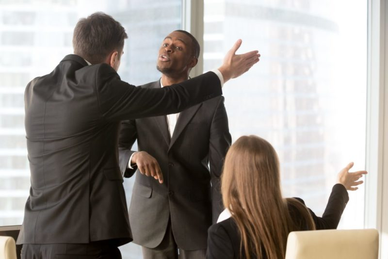 Gérer une personnalité difficile au travail